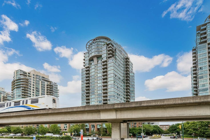 1903 1088 QUEBEC STREET - Downtown VE Apartment/Condo for sale, 2 Bedrooms (R2603300)