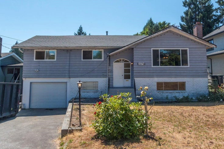 2276 STANWOOD AVENUE - Central Coquitlam House/Single Family for sale, 5 Bedrooms (R2603334)