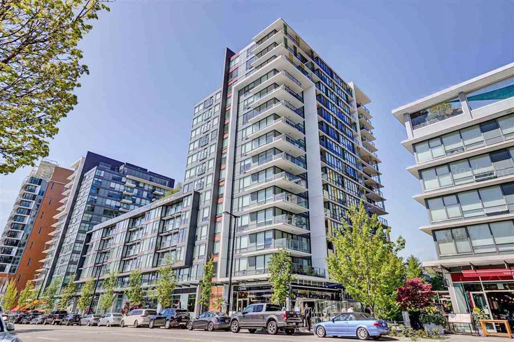 311 159 W 2ND AVENUE - False Creek Apartment/Condo for sale, 1 Bedroom (R2603366)