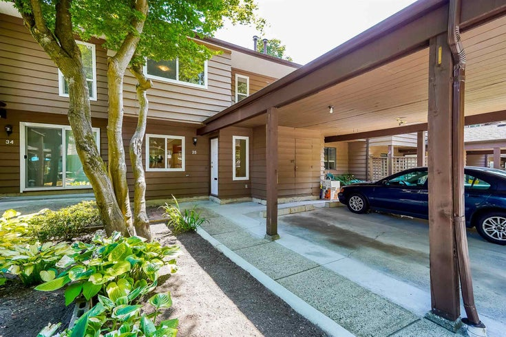 35 1140 EAGLERIDGE DRIVE - Eagle Ridge CQ Townhouse for sale, 3 Bedrooms (R2603398)
