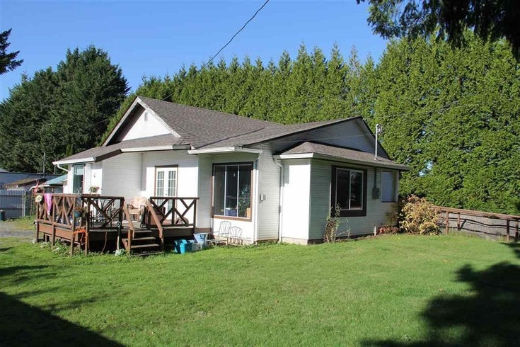 5317 264 STREET - Salmon River House/Single Family for sale, 2 Bedrooms (R2603434)
