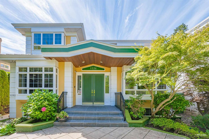 1236 W 27TH AVENUE - Shaughnessy House/Single Family for sale, 6 Bedrooms (R2603436)