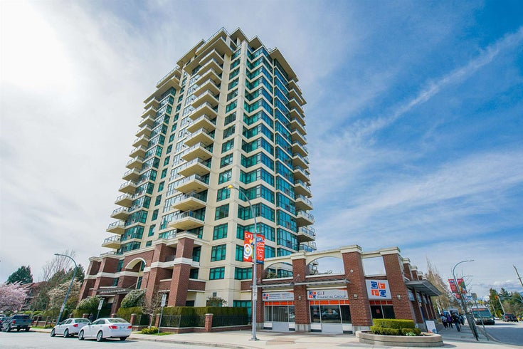 1001 615 HAMILTON STREET - Uptown NW Apartment/Condo for sale, 2 Bedrooms (R2603448)