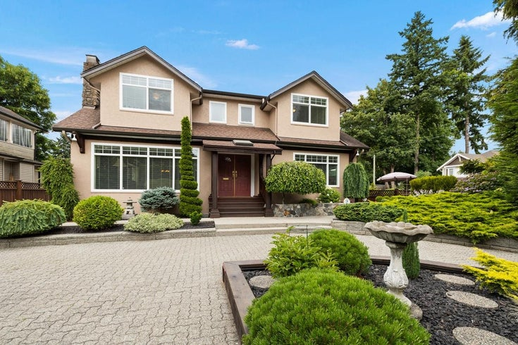812 ROBINSON STREET - Coquitlam West House/Single Family for sale, 6 Bedrooms (R2603467)