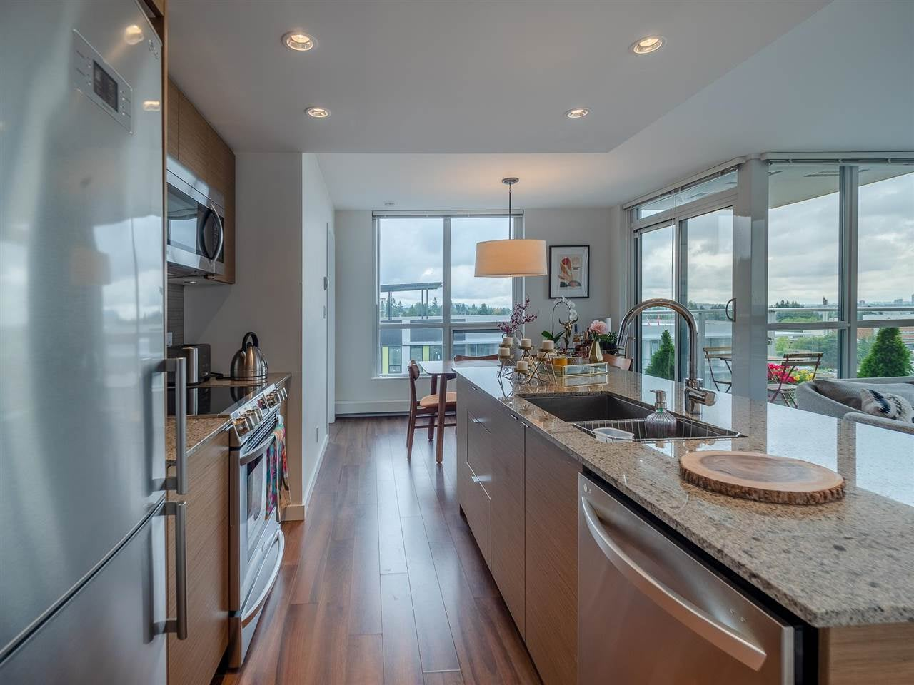 1607 135 E 17TH STREET - Central Lonsdale Apartment/Condo for sale, 1 Bedroom (R2603489) - #4