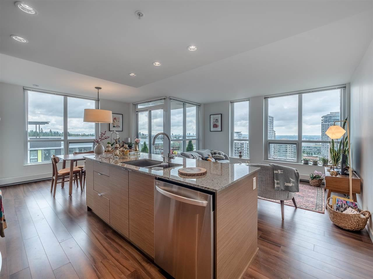 1607 135 E 17TH STREET - Central Lonsdale Apartment/Condo for sale, 1 Bedroom (R2603489) - #5