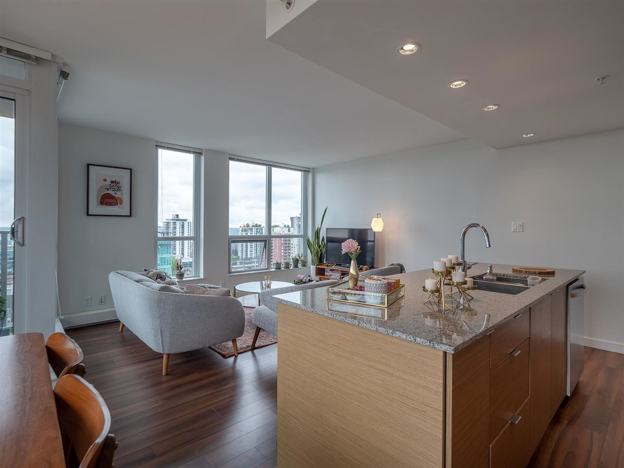 1607 135 E 17TH STREET - Central Lonsdale Apartment/Condo for sale, 1 Bedroom (R2603489) - #7