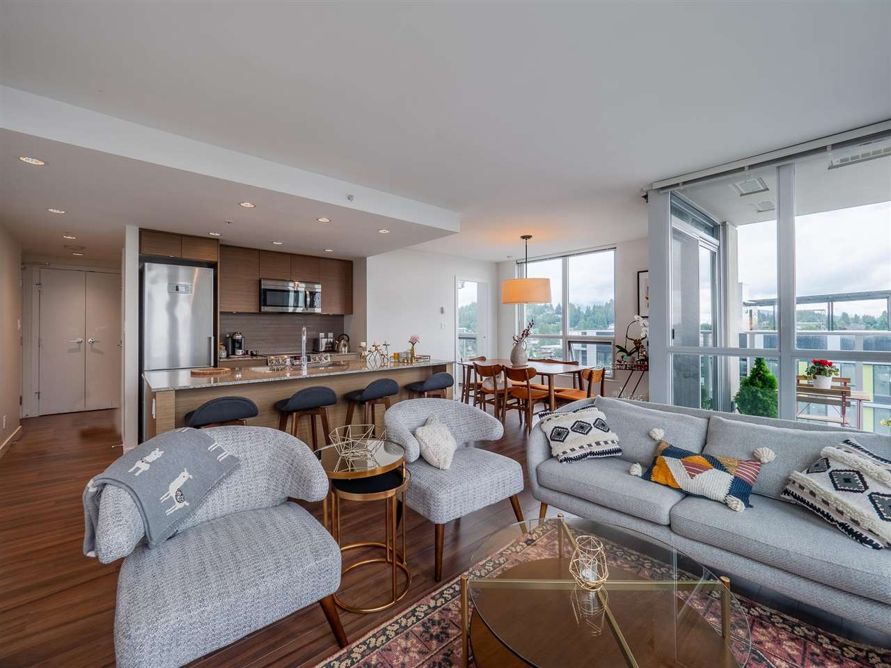 1607 135 E 17TH STREET - Central Lonsdale Apartment/Condo for sale, 1 Bedroom (R2603489) - #8