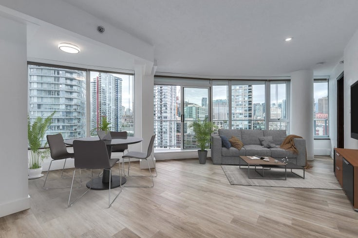 1903 58 KEEFER PLACE - Downtown VW Apartment/Condo for sale, 2 Bedrooms (R2603516)