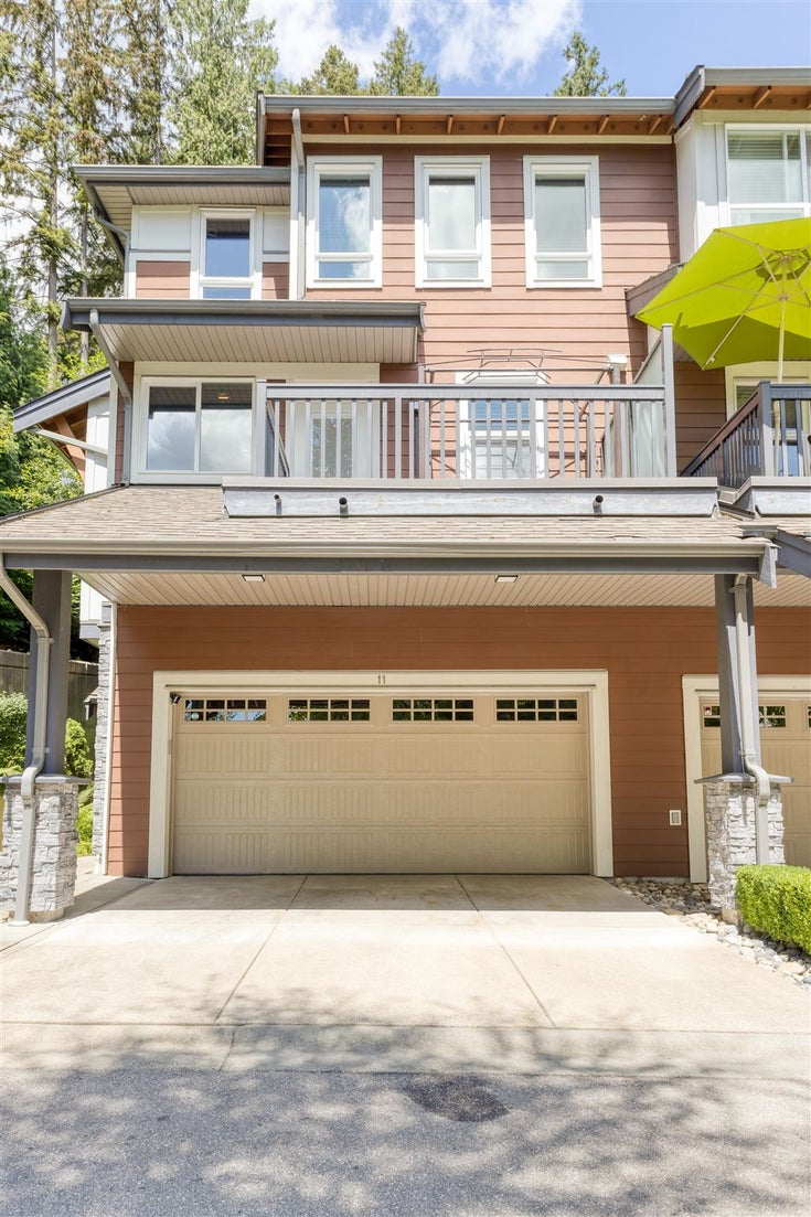 11 3431 GALLOWAY AVENUE - Burke Mountain Townhouse for sale, 4 Bedrooms (R2603520)