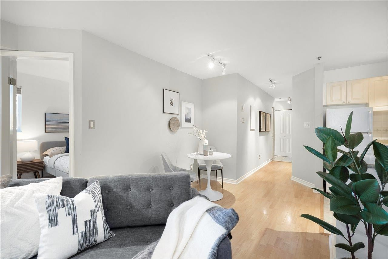 310 2025 STEPHENS STREET - Kitsilano Apartment/Condo for sale, 1 Bedroom (R2603527)