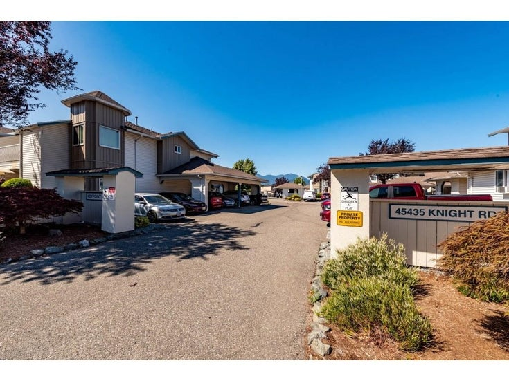 15 45435 KNIGHT ROAD - Sardis West Vedder Rd Townhouse for sale, 2 Bedrooms (R2603528)