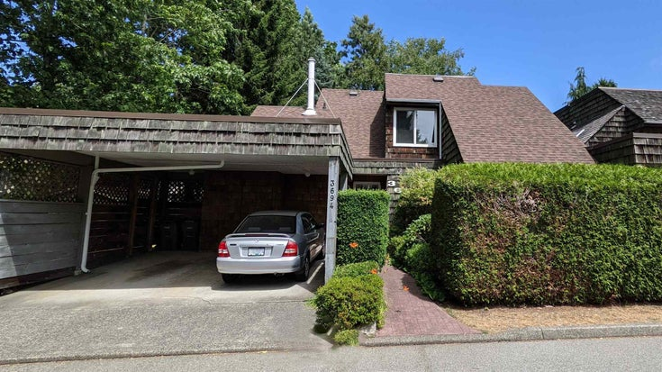 3694 BORHAM CRESCENT - Champlain Heights Townhouse for sale, 3 Bedrooms (R2603534)