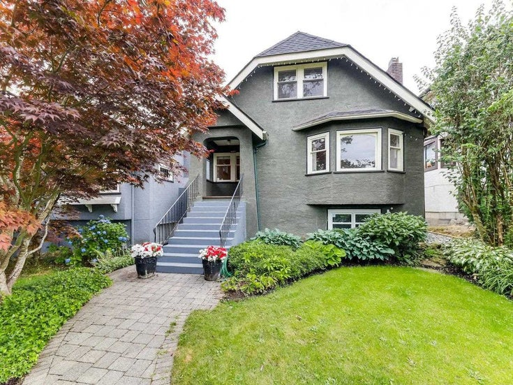 3072 W 26TH AVENUE - MacKenzie Heights House/Single Family for sale, 5 Bedrooms (R2603552)