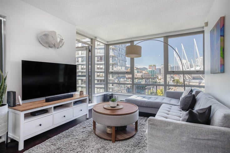 1808 939 EXPO BOULEVARD - Yaletown Apartment/Condo for sale, 1 Bedroom (R2603563)