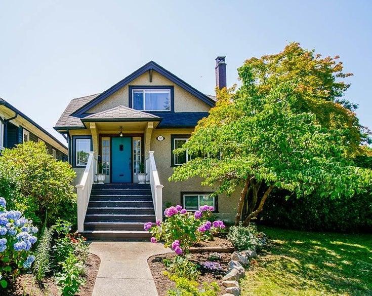 2602 DUNDAS STREET - Hastings Sunrise House/Single Family for sale, 6 Bedrooms (R2603577)