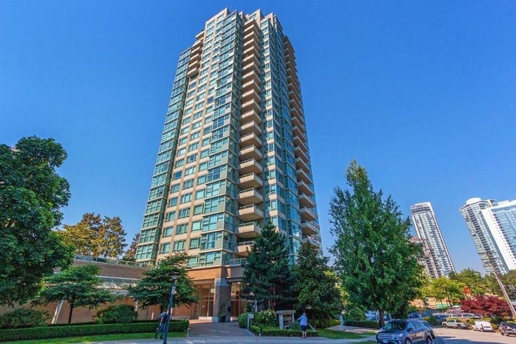 502 4388 BUCHANAN STREET - Brentwood Park Apartment/Condo for sale, 2 Bedrooms (R2603611)