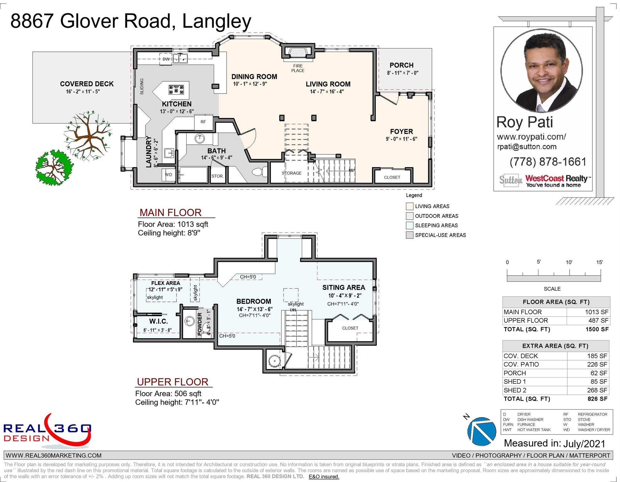 8867 GLOVER ROAD - Fort Langley House/Single Family for sale, 1 Bedroom (R2603665) - #40