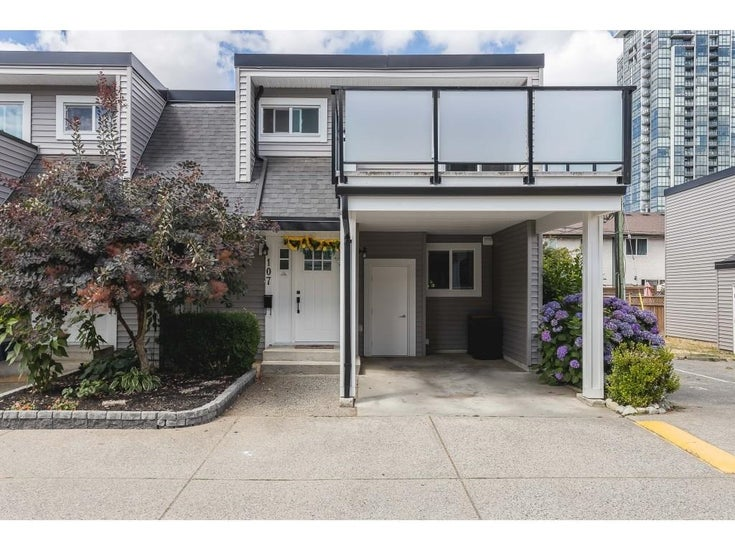 107 32923 BRUNDIGE AVENUE - Central Abbotsford Townhouse for sale, 4 Bedrooms (R2603666)