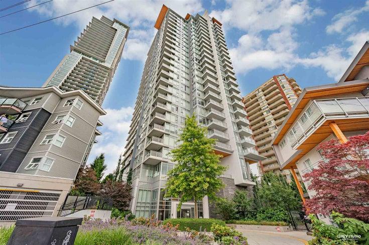 1801 520 COMO LAKE AVENUE - Coquitlam West Apartment/Condo for sale, 1 Bedroom (R2603702)