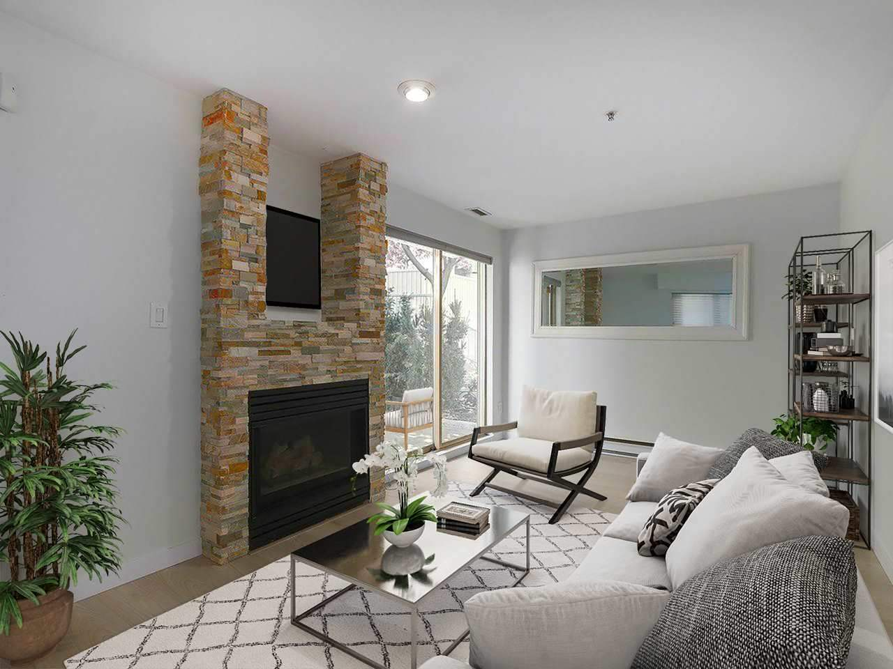 102 1820 W 3RD AVENUE - Kitsilano Apartment/Condo for sale, 1 Bedroom (R2603716)