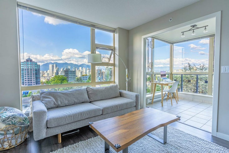 1005 1316 W 11TH AVENUE - Fairview VW Apartment/Condo for sale, 2 Bedrooms (R2603717)