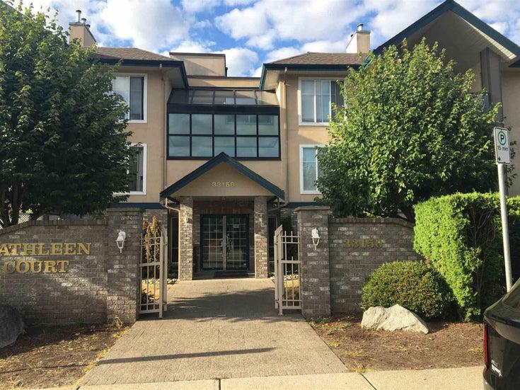 112 33150 4TH AVENUE - Mission BC Apartment/Condo for sale, 1 Bedroom (R2603735)