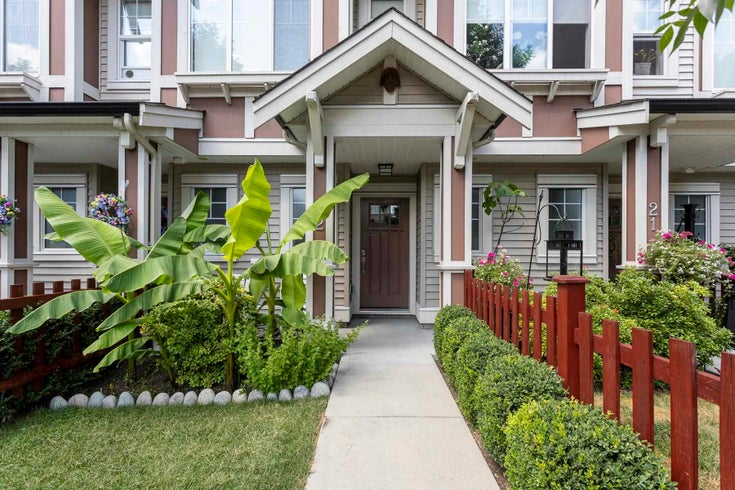 22 10151 240TH STREET - Albion Townhouse for sale, 2 Bedrooms (R2603742)