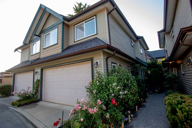 16 11100 NO. 1 ROAD - Steveston South Townhouse for sale, 3 Bedrooms (R2603745)