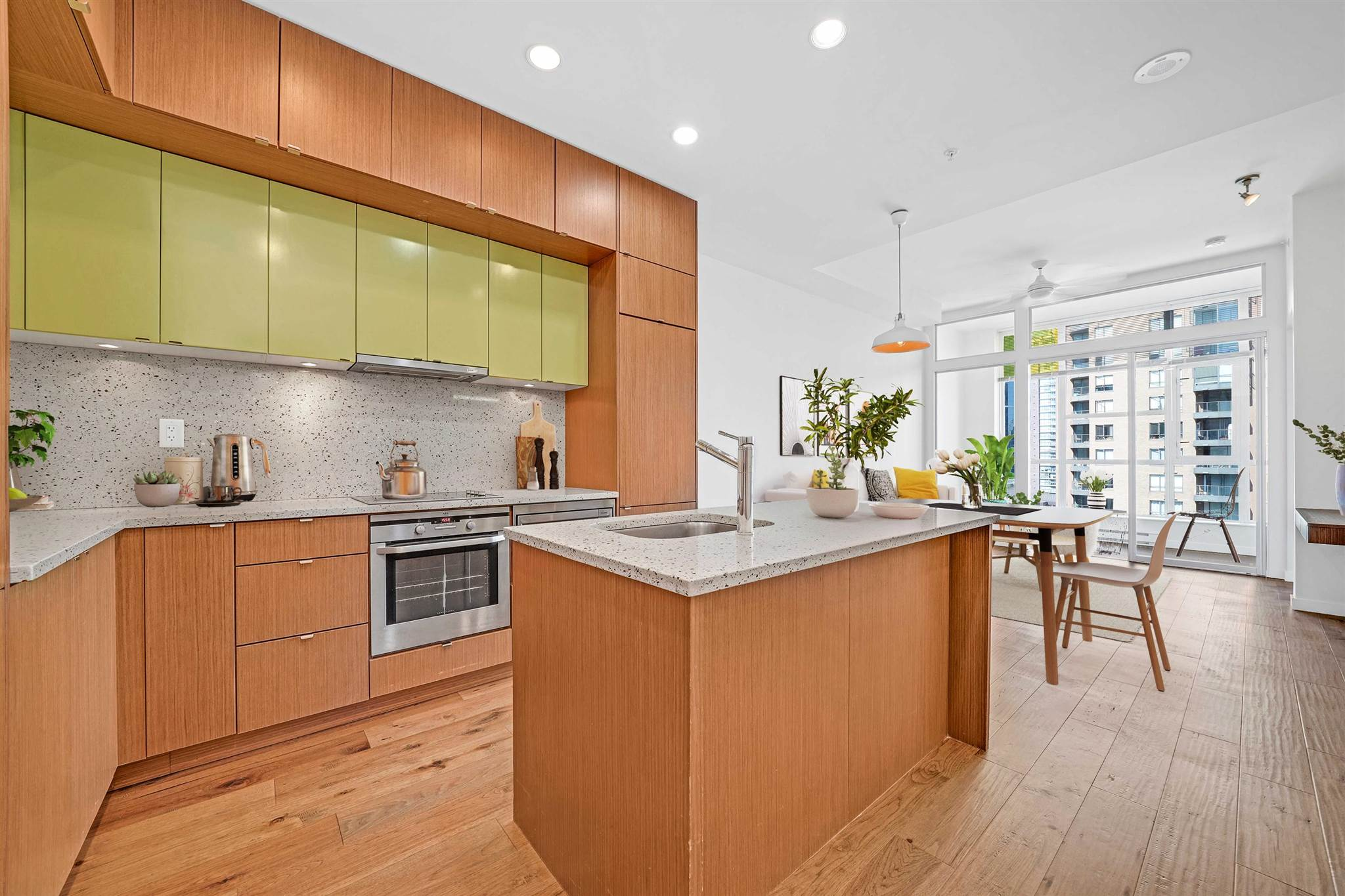 1203 1205 HOWE STREET - Downtown VW Apartment/Condo for sale, 1 Bedroom (R2603791) - #1