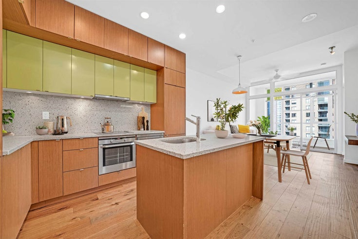 1203 1205 HOWE STREET - Downtown VW Apartment/Condo for sale, 1 Bedroom (R2603791)