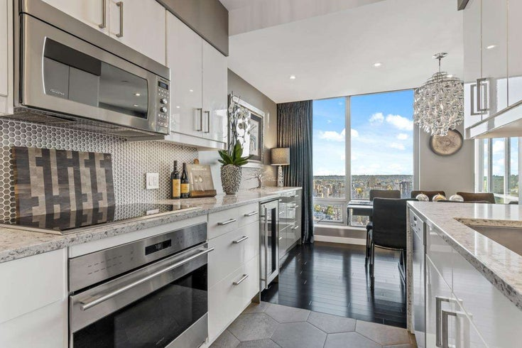 3406 1288 W GEORGIA STREET - West End VW Apartment/Condo for sale, 2 Bedrooms (R2603803)