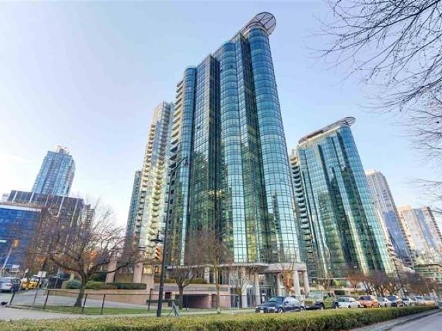 308 555 JERVIS STREET - Coal Harbour Apartment/Condo for sale(R2603808) - #1