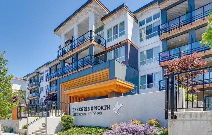 415 1892 STARLING DRIVE - Tsawwassen North Apartment/Condo for sale, 1 Bedroom (R2603812)