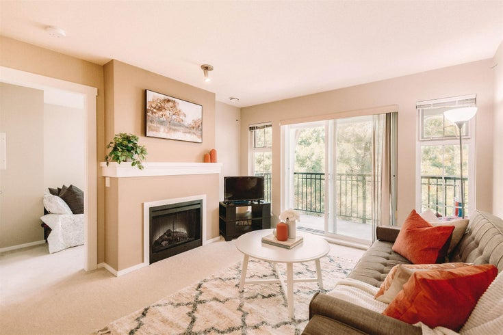 415 9233 GOVERNMENT STREET - Government Road Apartment/Condo for sale, 2 Bedrooms (R2603825)