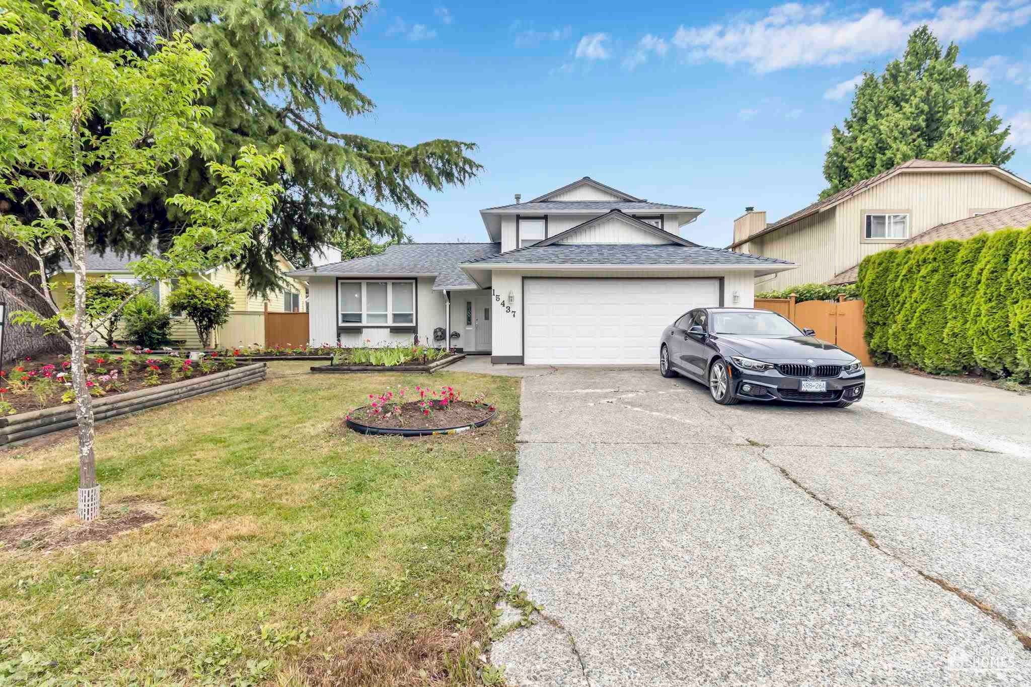 15437 96A AVENUE - Guildford House/Single Family for sale, 5 Bedrooms (R2603840)