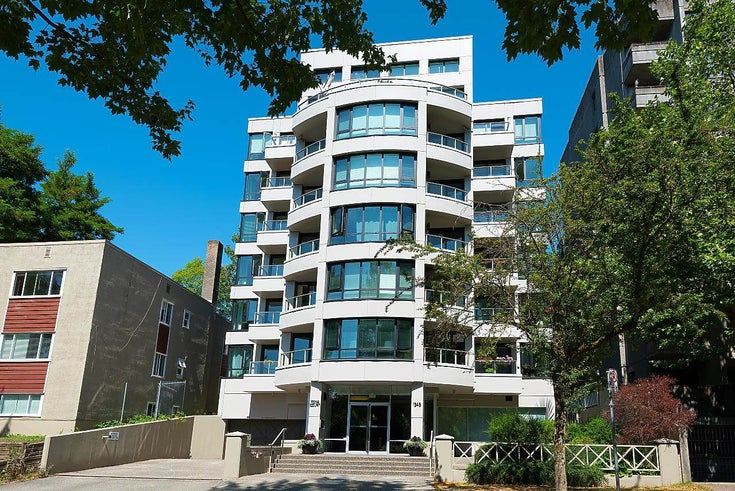 503 1345 BURNABY STREET - West End VW Apartment/Condo for sale, 2 Bedrooms (R2603854)