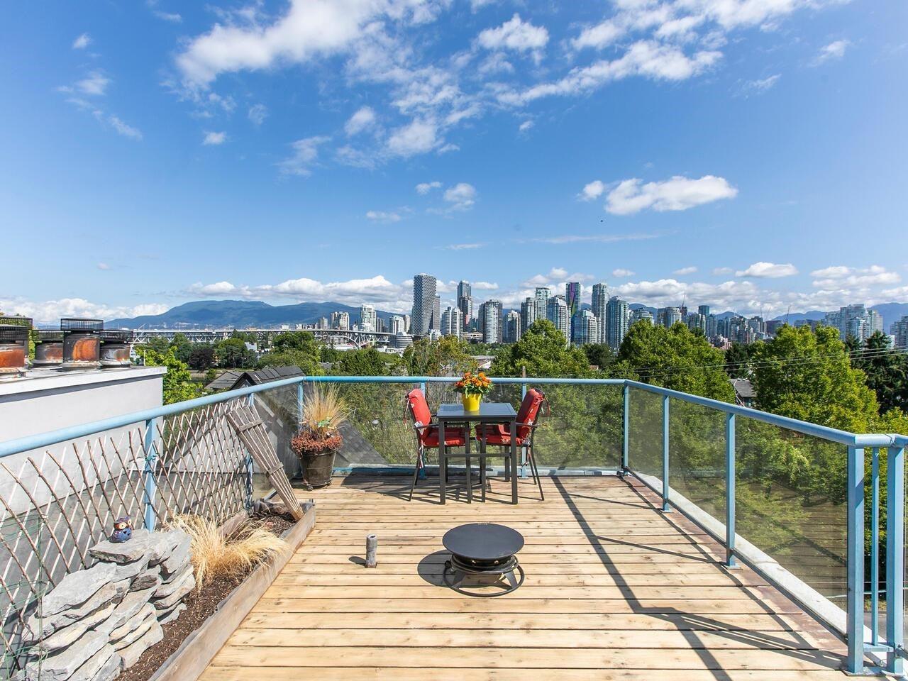 303 1166 W 6TH AVENUE - Fairview VW Apartment/Condo for sale, 1 Bedroom (R2603858)