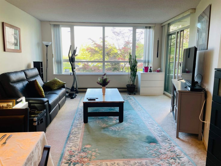208 6070 MCMURRAY AVENUE - Forest Glen BS Apartment/Condo for sale, 1 Bedroom (R2603869)