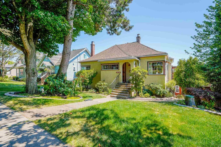 1626 SEVENTH AVENUE - West End NW House/Single Family for sale, 3 Bedrooms (R2603871)