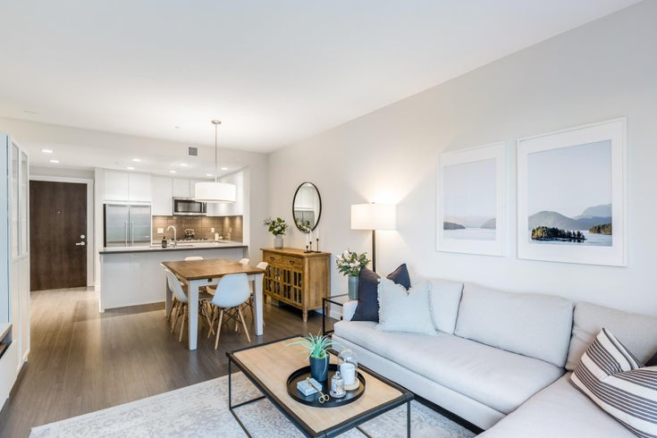 207 255 W 1ST STREET - Lower Lonsdale Apartment/Condo for sale, 2 Bedrooms (R2603882)