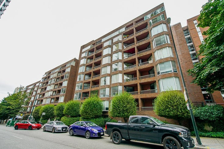 601 1333 HORNBY STREET - Downtown VW Apartment/Condo for sale, 1 Bedroom (R2603899)