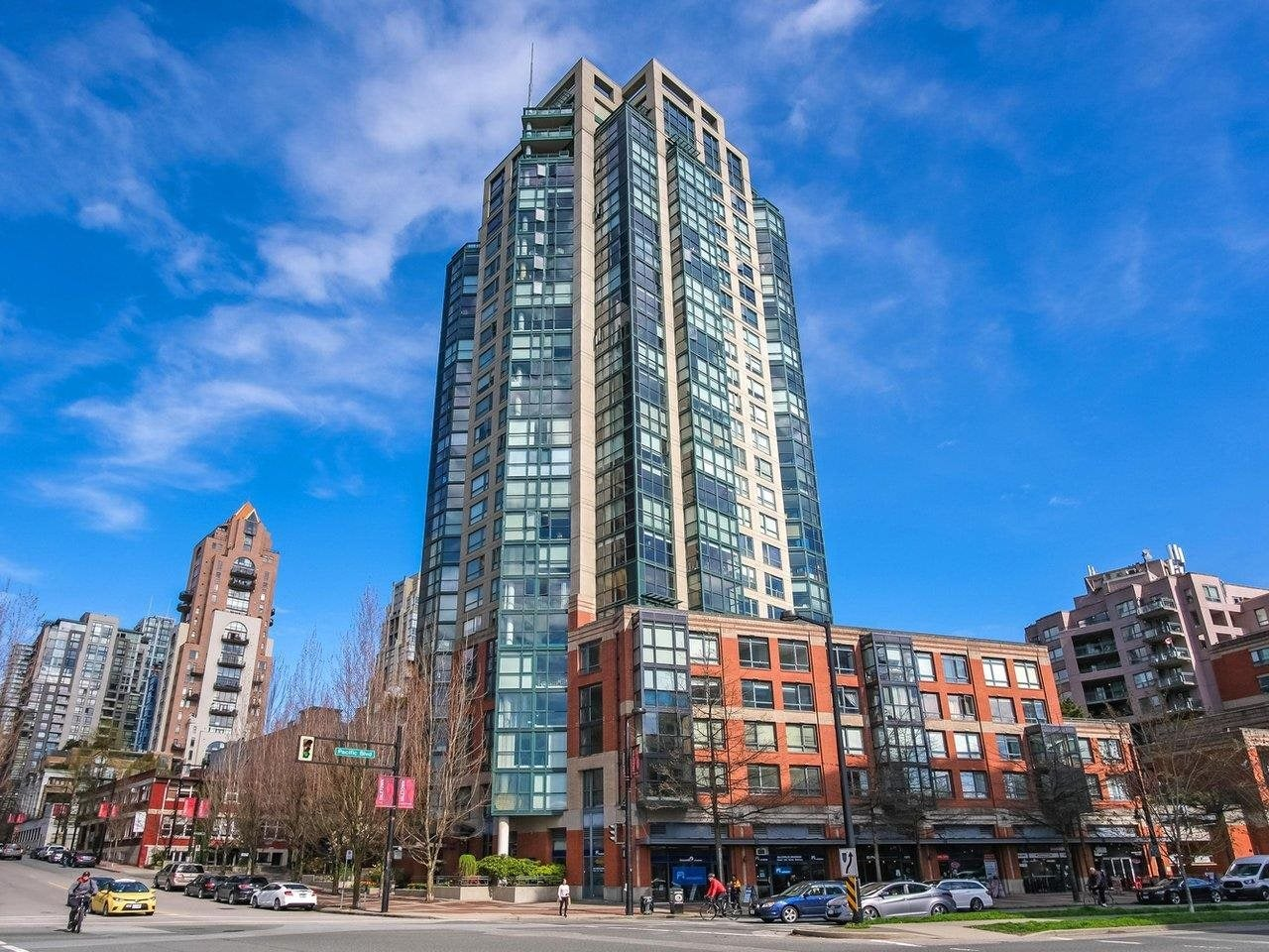 1801 289 DRAKE STREET - Yaletown Apartment/Condo for sale, 2 Bedrooms (R2603900) - #1