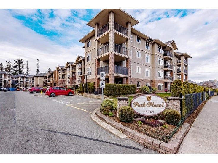 218 45769 STEVENSON ROAD - Sardis East Vedder Rd Apartment/Condo for sale, 2 Bedrooms (R2603905)