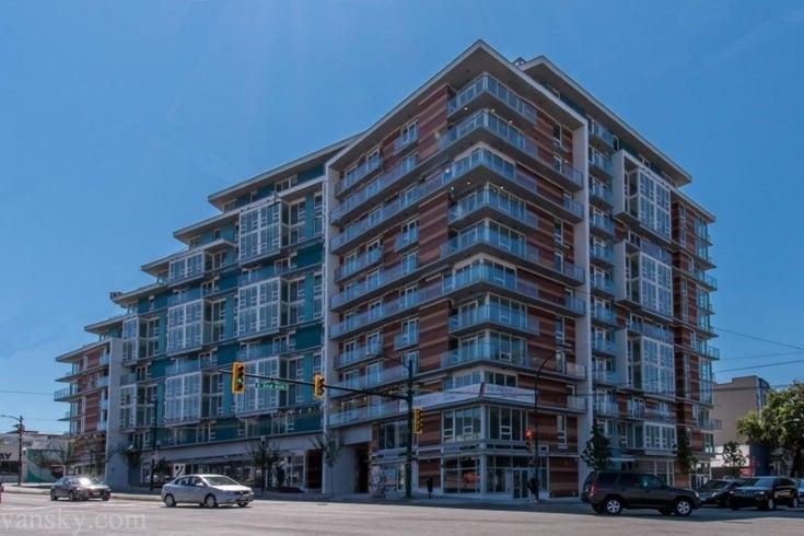 724 180 E 2ND AVENUE - Mount Pleasant VE Apartment/Condo for sale, 2 Bedrooms (R2603922)