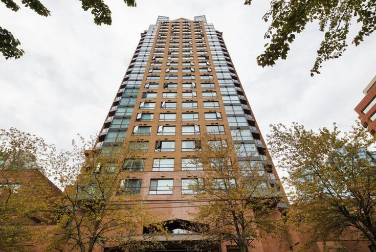 1705 1189 HOWE STREET - Downtown VW Apartment/Condo for sale, 1 Bedroom (R2603935)