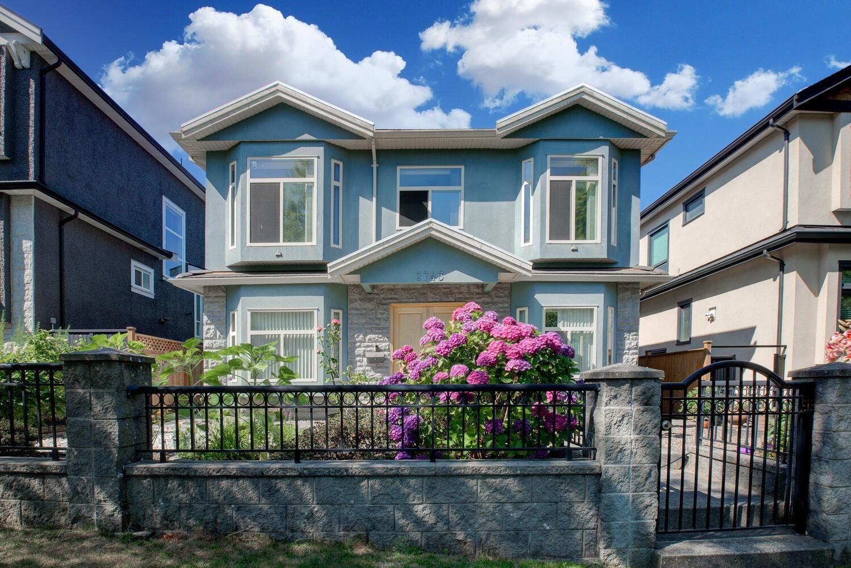 2743 E 53RD AVENUE - Killarney VE House/Single Family for sale, 8 Bedrooms (R2603936) - #1