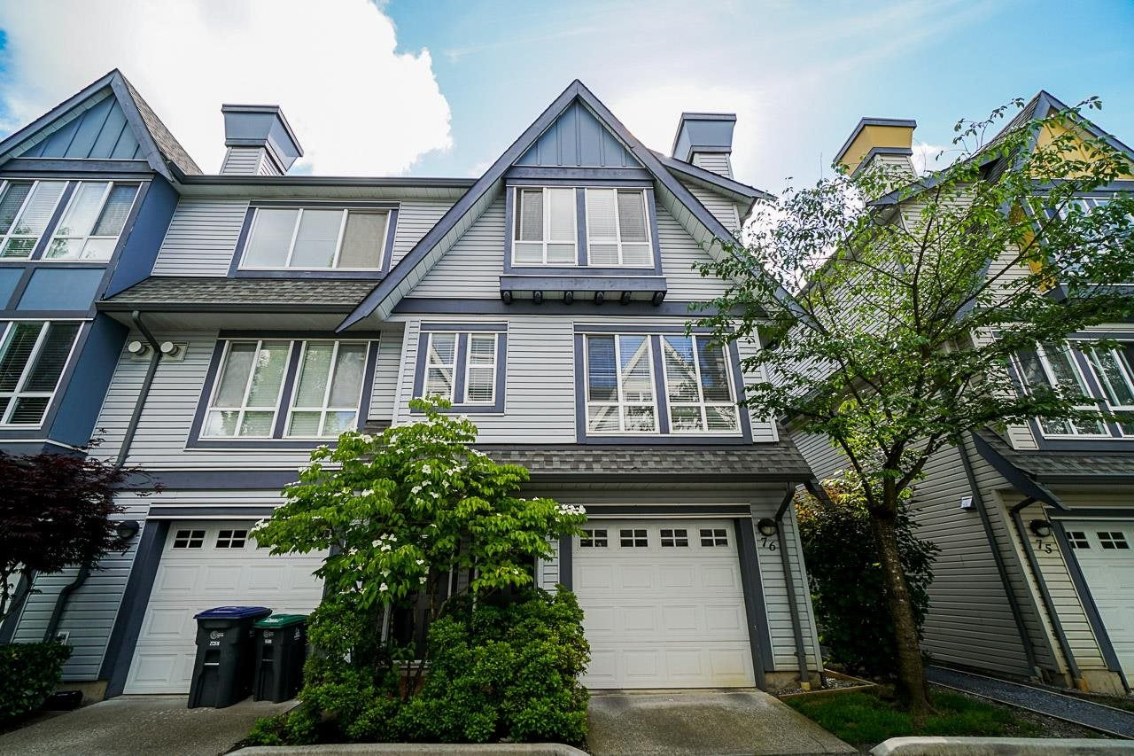 76 16388 85 AVENUE - Fleetwood Tynehead Townhouse for sale, 3 Bedrooms (R2603944)