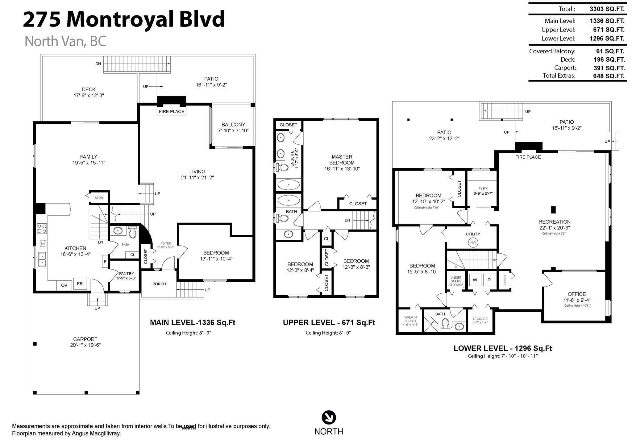 275 MONTROYAL BOULEVARD - Upper Delbrook House/Single Family for sale, 6 Bedrooms (R2603979) - #31