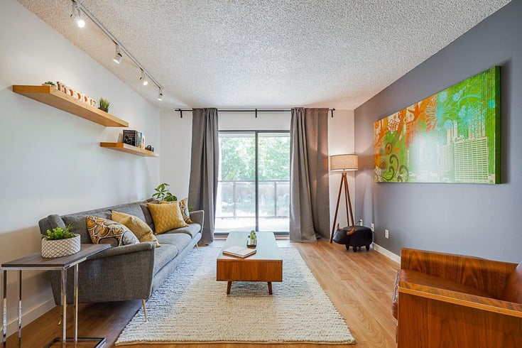 206 315 TENTH STREET - Uptown NW Apartment/Condo for sale, 1 Bedroom (R2603992)